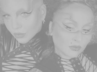 Hình ảnh đại diện sexy của người mẫu GreicyAndTeylor để phục vụ một show webcam trực tuyến vô cùng nóng bỏng!