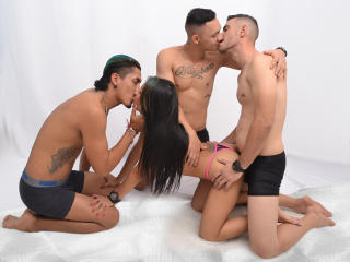 Picture of the sexy profile of GroupSexyHorny, for a very hot webcam live show !