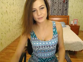Sexet profilfoto af model InnocentFloweer, til meget hot live show webcam!