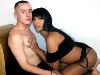 Hình ảnh đại diện sexy của người mẫu IssaXMike để phục vụ một show webcam trực tuyến vô cùng nóng bỏng!