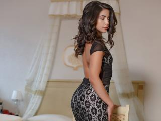 Picture of the sexy profile of IStoryForU, for a very hot webcam live show !