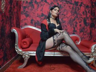 Photo de profil sexy du modèle IvySexyTS, pour un live show webcam très hot !