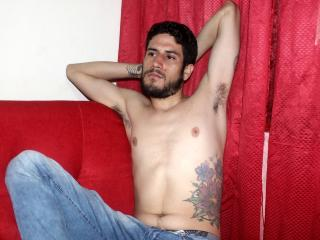 Picture of the sexy profile of JacobHott, for a very hot webcam live show !