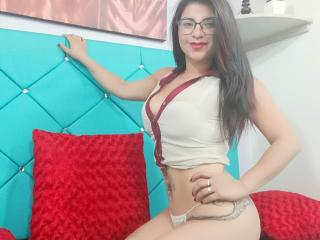 Sexet profilfoto af model JadeFontain, til meget hot live show webcam!