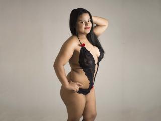 Velmi sexy fotografie sexy profilu modelky KamiPervert pro live show s webovou kamerou!