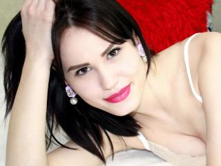 Velmi sexy fotografie sexy profilu modelky KarenU pro live show s webovou kamerou!