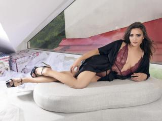 Velmi sexy fotografie sexy profilu modelky KarynaaSweet pro live show s webovou kamerou!