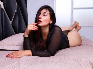 Hình ảnh đại diện sexy của người mẫu KattiaBrown để phục vụ một show webcam trực tuyến vô cùng nóng bỏng!
