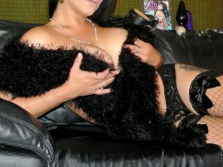 Picture of the sexy profile of LatinArdent, for a very hot webcam live show !