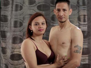 Hình ảnh đại diện sexy của người mẫu LatinCoupleG để phục vụ một show webcam trực tuyến vô cùng nóng bỏng!