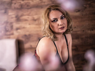 Sexet profilfoto af model LeahLion, til meget hot live show webcam!