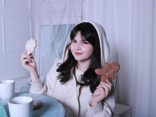 Foto de perfil sexy de la modelo LolliUnique, ¡disfruta de un show webcam muy caliente!