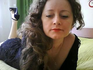 Velmi sexy fotografie sexy profilu modelky LovelyDelicia pro live show s webovou kamerou!