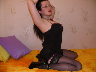 Photo de profil sexy du modèle LovelyPeppy, pour un live show webcam très hot !