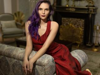 Velmi sexy fotografie sexy profilu modelky LovesTheme pro live show s webovou kamerou!