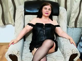 Picture of the sexy profile of LustFulMadamme, for a very hot webcam live show !