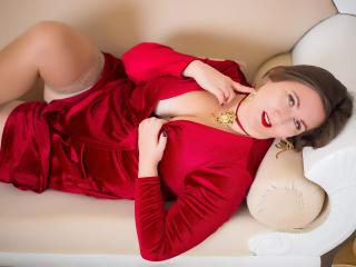 Velmi sexy fotografie sexy profilu modelky LyokaKrichka pro live show s webovou kamerou!