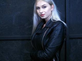 Velmi sexy fotografie sexy profilu modelky MadameVee pro live show s webovou kamerou!