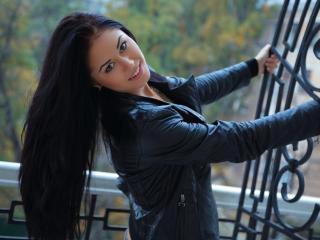 Velmi sexy fotografie sexy profilu modelky MariaMay pro live show s webovou kamerou!