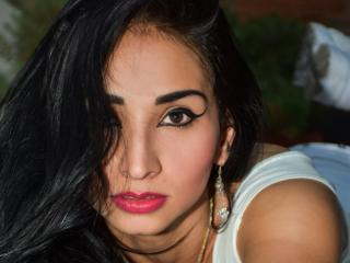 Sexet profilfoto af model MarilynSweet, til meget hot live show webcam!