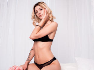 Photo de profil sexy du modèle MiaLuck, pour un live show webcam très hot !
