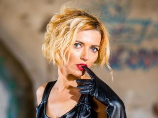 Velmi sexy fotografie sexy profilu modelky MoniqDiamond pro live show s webovou kamerou!