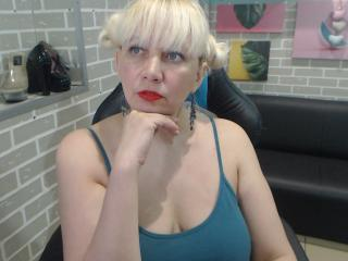 Photo de profil sexy du modèle NancyPeach, pour un live show webcam très hot !