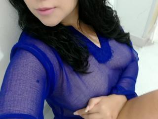Velmi sexy fotografie sexy profilu modelky NastyEvora pro live show s webovou kamerou!