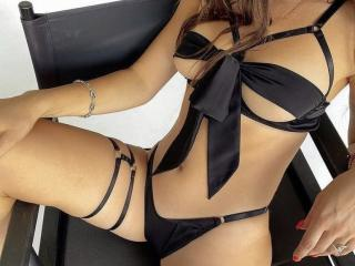 Photo de profil sexy du modèle NastyFontaine69, pour un live show webcam très hot !