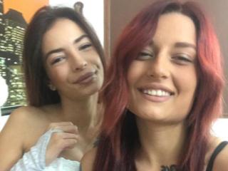 Foto de perfil sexy da modelo NaughtyGirlsPlayHard, para um live show muito quente!