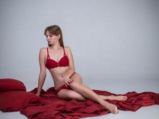 Velmi sexy fotografie sexy profilu modelky PaigePainal pro live show s webovou kamerou!