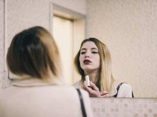 Hình ảnh đại diện sexy của người mẫu PrettyLadyLove để phục vụ một show webcam trực tuyến vô cùng nóng bỏng!