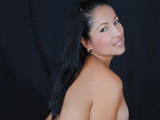 Velmi sexy fotografie sexy profilu modelky RebecaSerna pro live show s webovou kamerou!