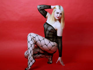 Photo de profil sexy du modèle ReginaSex, pour un live show webcam très hot !