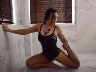 Sexet profilfoto af model RitaLover, til meget hot live show webcam!