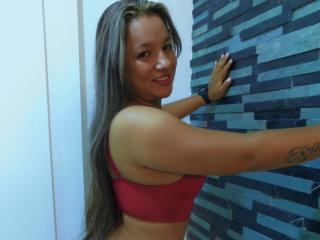 Picture of the sexy profile of RudeLatinaGirl, for a very hot webcam live show !