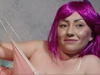 Sexy profilbilde av modellen  SexLoveJoy, for et veldig hett live webcam-show!