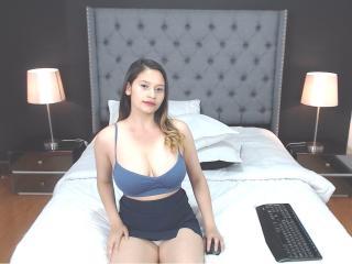Foto de perfil sexy de la modelo ShantalMady, ¡disfruta de un show webcam muy caliente!