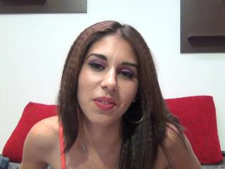 Picture of the sexy profile of ShelaHot, for a very hot webcam live show !