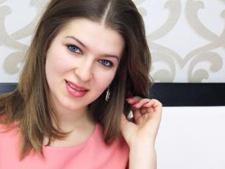 Picture of the sexy profile of SindiCoy, for a very hot webcam live show !