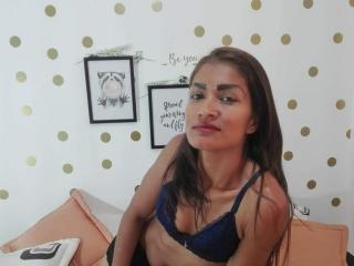 Picture of the sexy profile of SkarlettVera, for a very hot webcam live show !