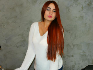 Picture of the sexy profile of SoftTouch, for a very hot webcam live show !