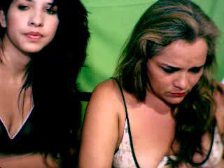 Picture of the sexy profile of SpicyLesbians, for a very hot webcam live show !