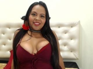 Sexet profilfoto af model SuperSexyGina, til meget hot live show webcam!