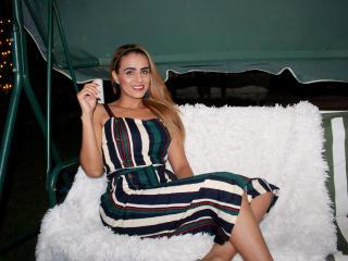 Foto de perfil sexy de la modelo SussanAbby, ¡disfruta de un show webcam muy caliente!