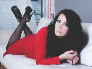 Sexet profilfoto af model SweetDreamss, til meget hot live show webcam!