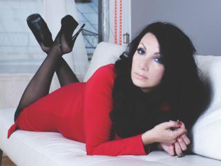 Velmi sexy fotografie sexy profilu modelky SweetDreamss pro live show s webovou kamerou!