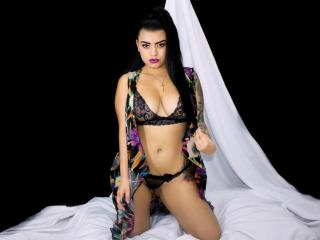 Photo de profil sexy du modèle TammySoul, pour un live show webcam très hot !