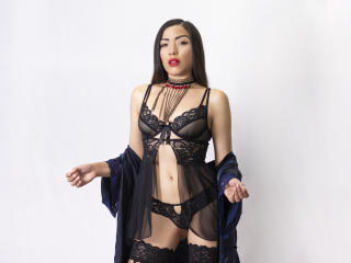 Sexet profilfoto af model TheNicole, til meget hot live show webcam!
