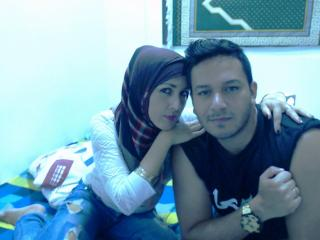 ThorandFreya69 - Video chat porn with this arabian Girl and boy couple